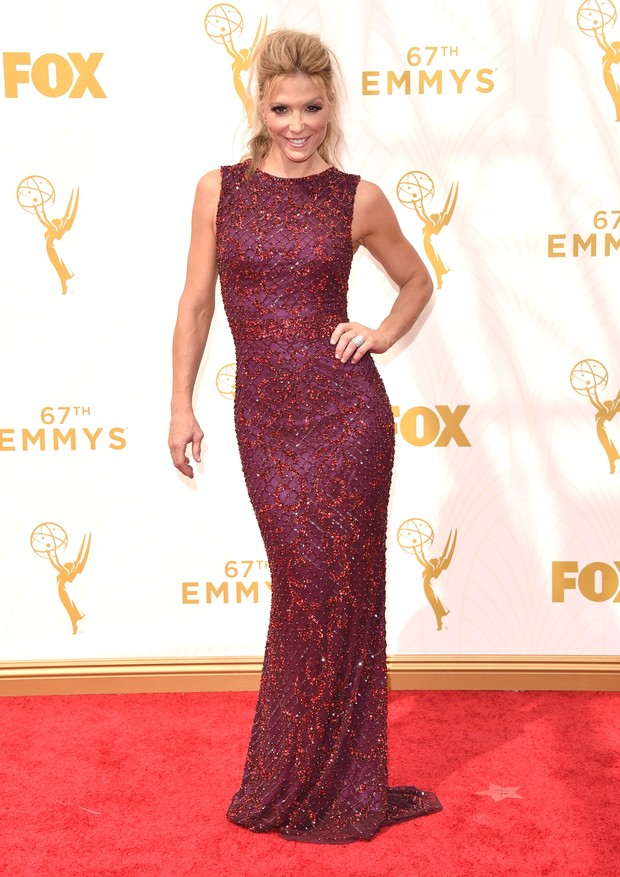 EMMY 2015 - Debbie Matenopoulos (Foto: Getty Images)