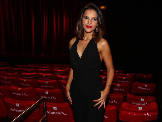 Mariana Rios em estreia de musical em São Paulo (Foto: Manuela Scarpa e Marcos Ribas/ Foto Rio News)