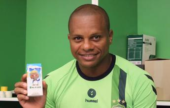 Achei! Estampado em caixas de suco, ex-Palmeiras é ídolo na Coreia do Sul
