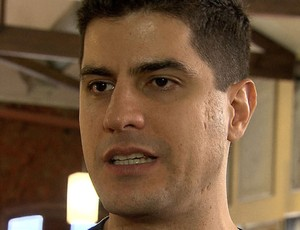 Marcelo Baêta (Foto: Frame / TV Globo Minas)