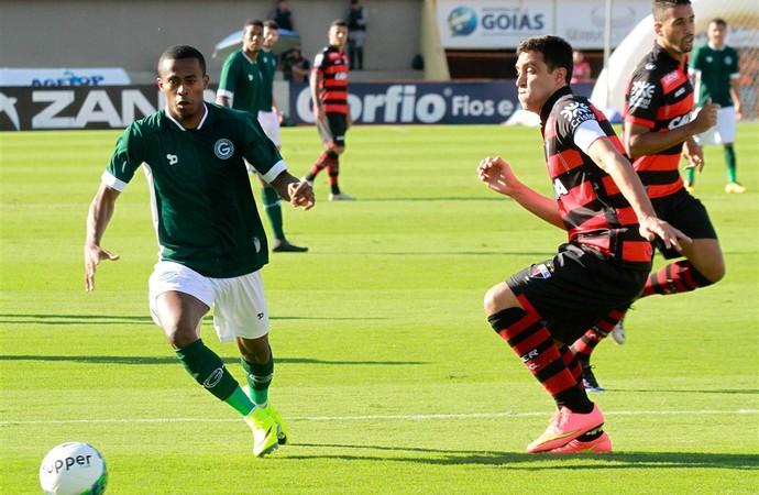 Goiás x Atlético-GO no Serra Dourada (Foto: Rosiron Rodrigues/Goiás E.C.)