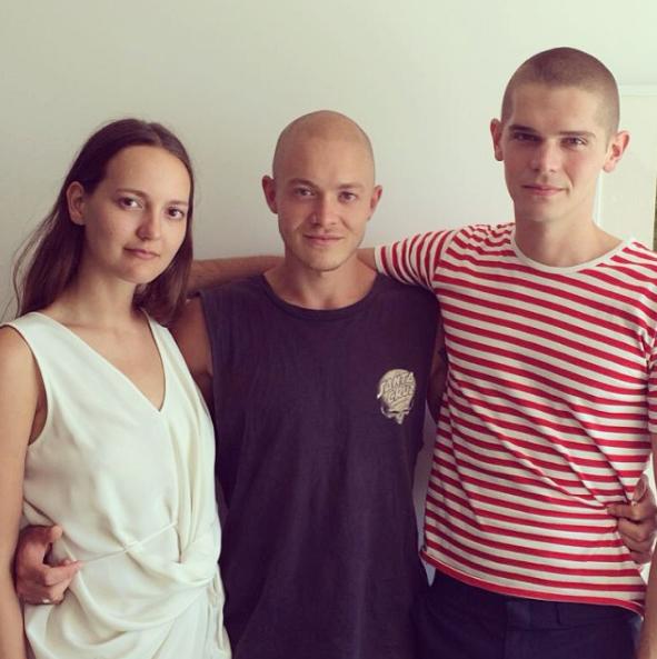 Os três juntos (Foto: Reprodução/Instagram)