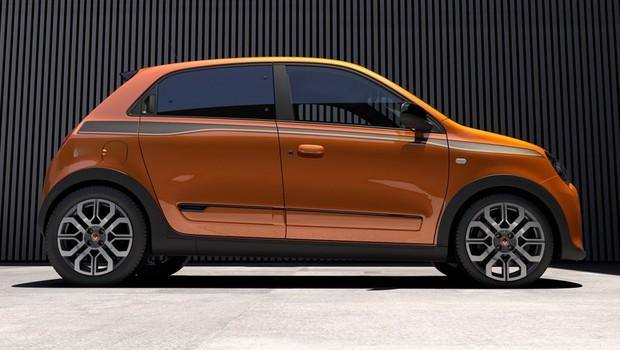 Renault Twingo GT (Foto: Divulgação)
