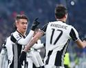 Dybala e Mandzukic marcam, e Juve avança às quartas na Copa da Itália