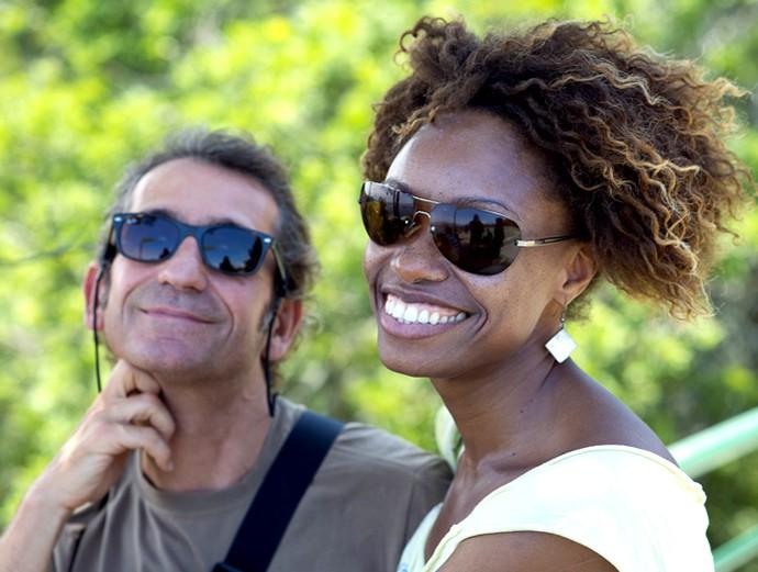 Vanessa pascale e jean (Foto: Arquivo Pessoal)