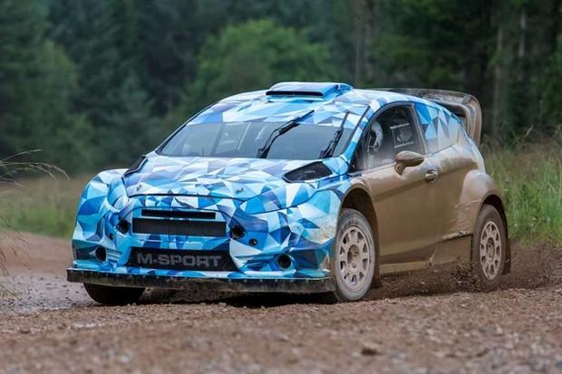 New Fiesta RS (Foto: Divulgação)