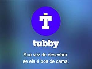 Suposto aplicativo 'Tubby'. (Foto: Reprodução / Tubbyapp.com)