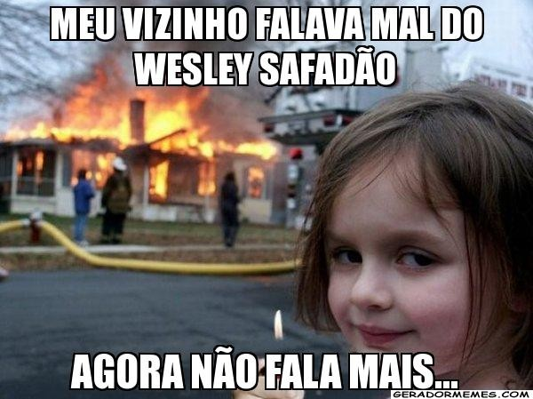 Ego Wesley Safadão Adverte Esse Cara Sou Eu Notícias De Famosos