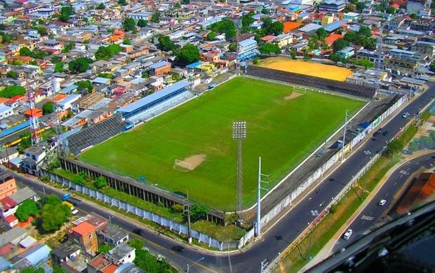 Estádio Ismael Benigno (Foto: Reprodução)