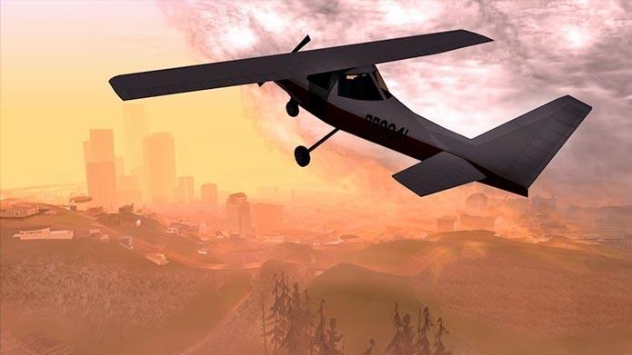 Aviões são uma das alternativas para se divertir (ou se matar) no game (Foto: Divulgação)