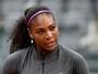 Serena volta a penar contra McHale, mas vence e vai às quartas em Roma