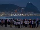 Ato em Copacabana lembra ataque a hospital de Médicos Sem Fronteiras