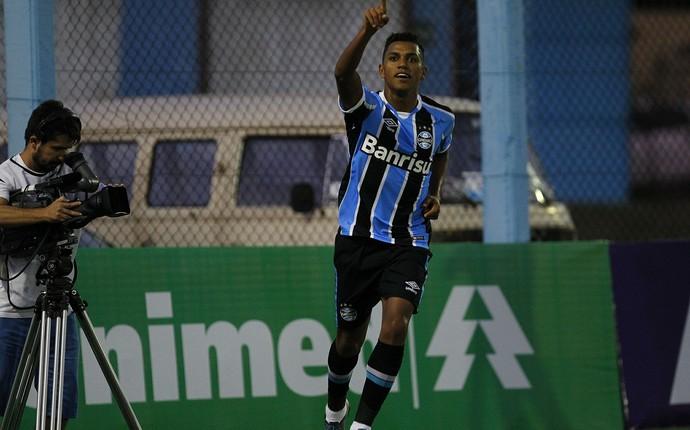 Pedro Rocha Grêmio x Cruzeiro (Foto: Lucas Uebel/Divulgação Grêmio)