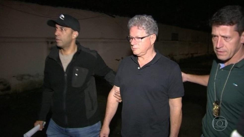 Justiça encontrou R$ 335 mil na conta pessoal de Jacob Barata Filho (Foto: Reprodução/Globo)