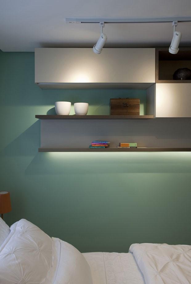 Apartamento compacto e colorido (Foto: Marquinhos / divulgação)