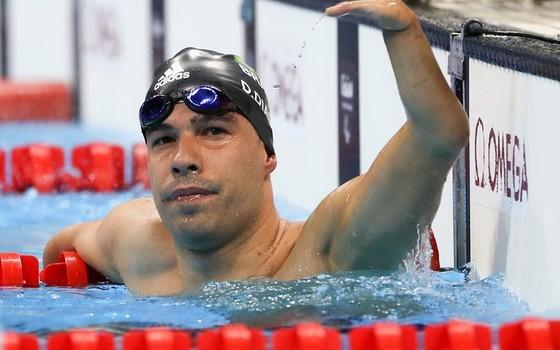 O atleta paralímpico Daniel Dias (Foto: GettyImages)