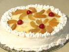 Aprenda a fazer uma torta de pêssego com cupuaçu; confira