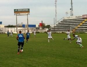 ASA jogo-treino (Foto: Jânio Barbosa / Cortesia)