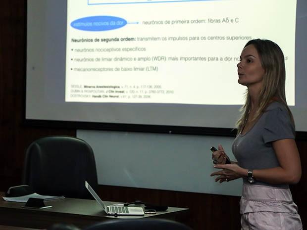 Mestrado em Ciências Médicas da Unifor tem sua primeira dissertação defendida (Foto: Bruno Bressam/Unifor)