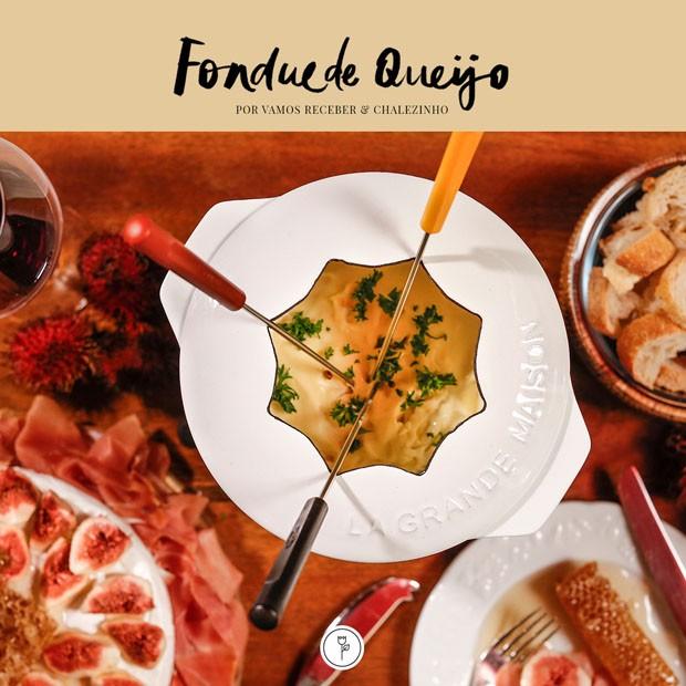 Receita de fondue de queijo irresistível (Foto: Julio Acevedo)