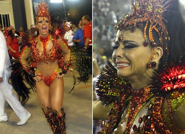Viviane Araújo (Foto: Roberto Teixeira/ EGO)