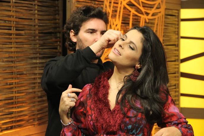 Shana Müller Galpão Crioulo (Foto: Divulgação/RBS TV)