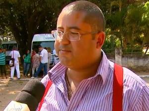 Sindicato denuncia falta de informação para funcionários (Foto: Wilson Aiello/EPTV)