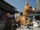 'Tongdaeng', filme sobre cachorra favorita do rei, é sucesso na Tailândia