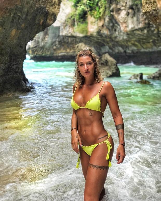 Gabriela Pugliesi na Indonésia (Foto: Reprodução / Instagram)