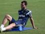 Lesão na panturrilha tira Edu Dracena do Palmeiras por até três semanas