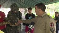 Corpo de Bombeiros promove oficina de orientação sobre primeiros socorros