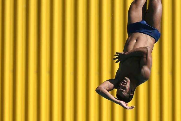Ian Matos Troféu Brasil de Saltos (Foto: Satiro Sodré / SSPress)