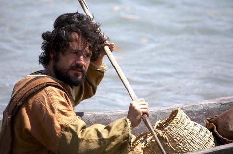Gabriel Gracindo em 'Milagres de Jesus' (Foto: Chico Rasta/Record)