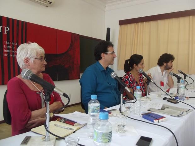 Organização da Flip considera que edição 2014 resgatou espírito da primeira (Foto: Paola Fajonni/G1)