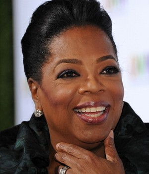 A apresentadora Oprah Winfrey  (Foto: Getty Images)