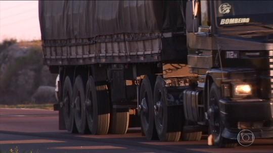 Roubos de cargas aumentam e bandidos agora levam até alimentos