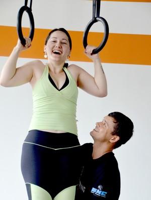 exercício de namorados (Foto: Nathacha Albuquerque)