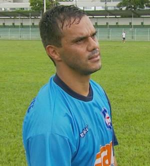 Atacante Ziquinha nasceu em Santa Rita do Sapucaí (Foto: Tarciso Silva / EPTV)