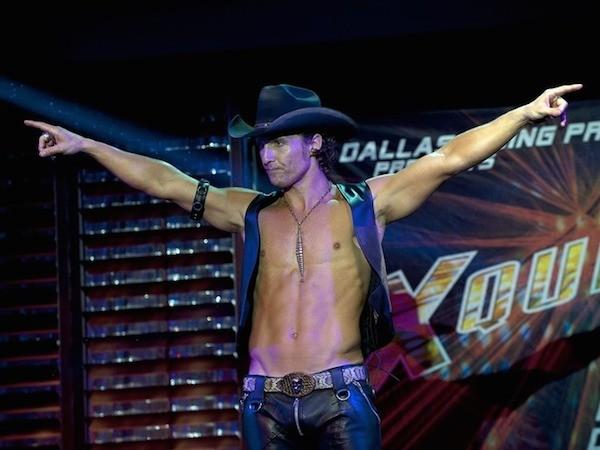 O ator Matthew McConaughey (Foto: Reprodução)