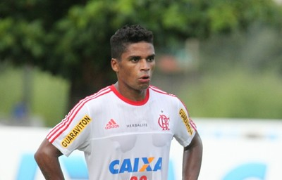 Almir e Luxemburgo (Foto: Gilvan de Souza/ Flamengo Oficial)