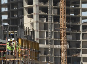 Constru&#231;&#227;o civil (Foto: Getty Images)