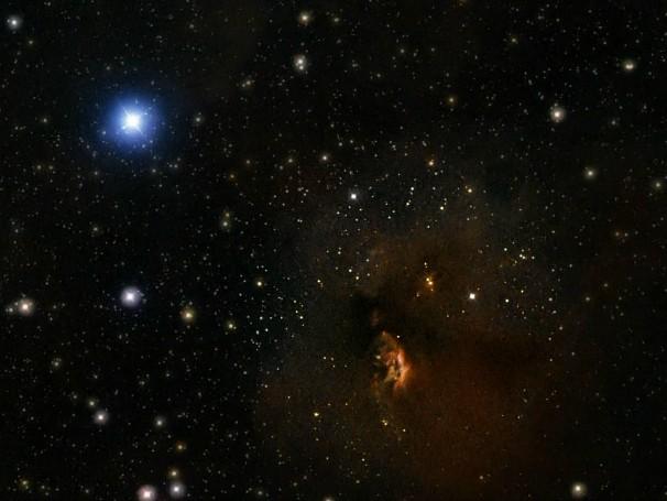 Sonda Kepler, da NASA, encontrou um sistema planetário de 11 bilhões de anos. Mais que o dobro da idade da Terra (Foto: Globo)