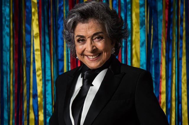 Betty Faria (Foto: Estevam Avellar/TV Globo )
