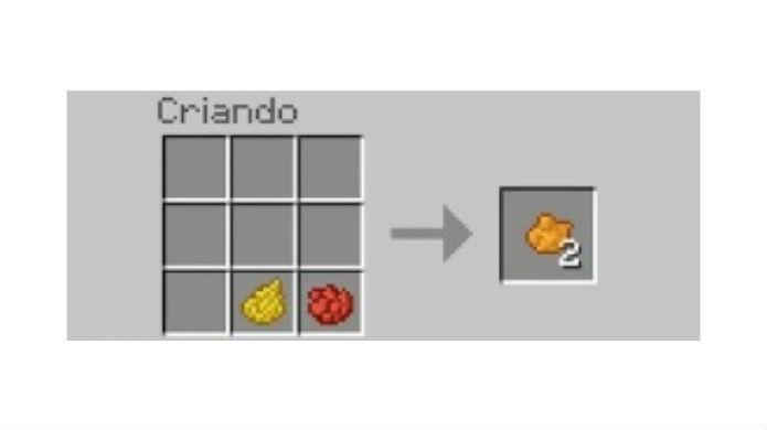 Minecraft: combine dois corantes primários para criar um secundário (Foto: Reprodução / Thomas Schulze)