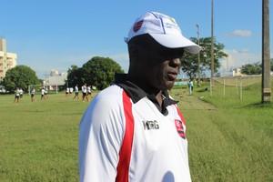 Valter Maranhão volta a comandar o Flamengo-PI e acredita em boa campanha. (Foto: Marco Freitas)