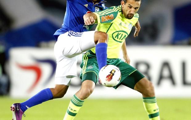 Ochoa e Barcos, Millonarios e Palmeiras (Foto: Agência Reuters)