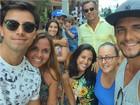 Yanna Lavigne deleta fotos em que está sozinha com Bruno Gissoni