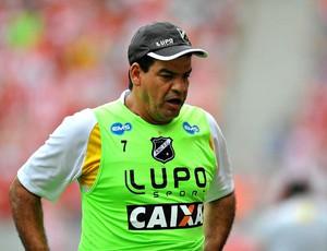 Moacir Júnior Náutico x ABC-RN Série B (Foto: Aldo Carneiro / Pernambuco Press)