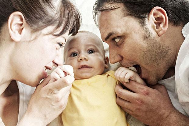 A Vontade De Morder O Seu Bebê Tem Uma Explicação Científica