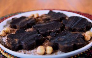 Brownie de grão-de-bico e cacau: receita da Bela Gil